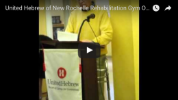United Hebrew New Rochelle Westchester Rehabilitation