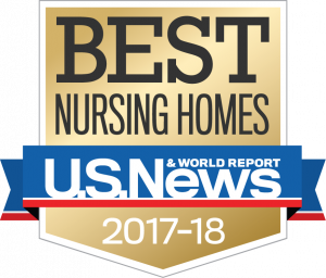 best nursing homes 2017-18
