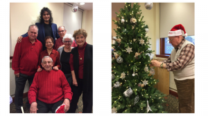 Assisted living holidays