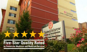 United Hebrew of New Rochelle in Westchester - 5 Star Quality Rated