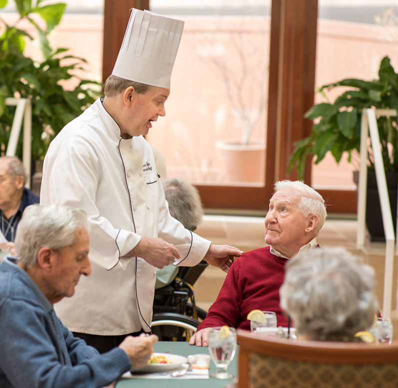 Nutrition Assisted Living