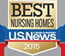 Award - Best Nursing Homes 2015 - US News