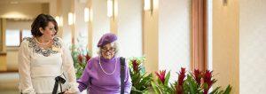 Advanced Alzheimer's Care