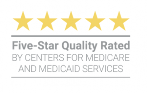 Five-star nursing care
