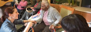 Music Therapy Alzheimer's