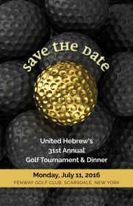united hebrew golf tournament