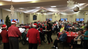 assisted living westchester holidays