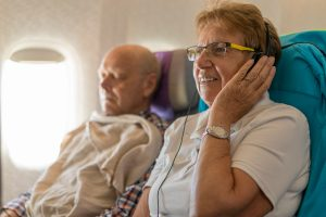 Traveling with someone who has Alzheimer's