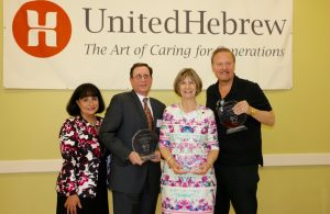 United Hebrew honorees