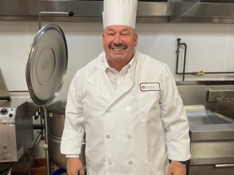 Chef Udo Schneider